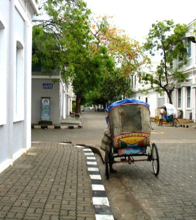 Puducherry street