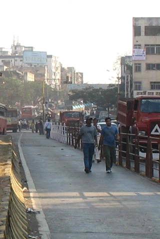 Walking BRT