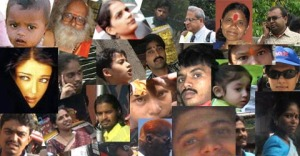 Indians collage