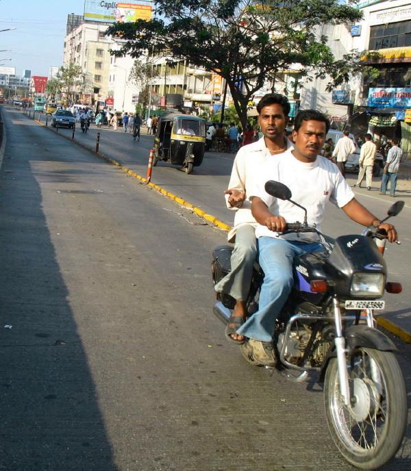 motorcycle BRT