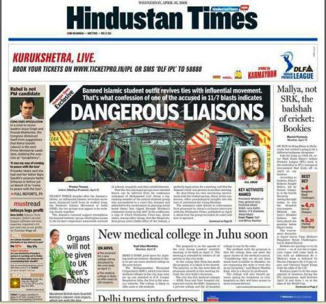 Free Information and News  about Top 10 English NewsPapers Of India Hindustan Times