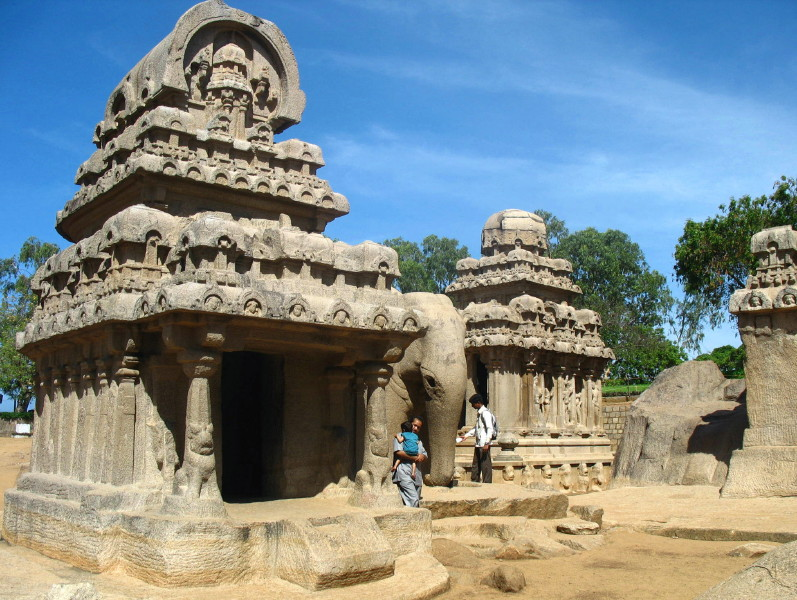essay about mamallapuram Shore temple mamallapuram the shore temple at mamallapuram, built during the reign of the pallava king rajasimha (c 700 - 728), is the earliest important structural temple in southern india.