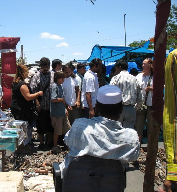 foreigners joona bazaar