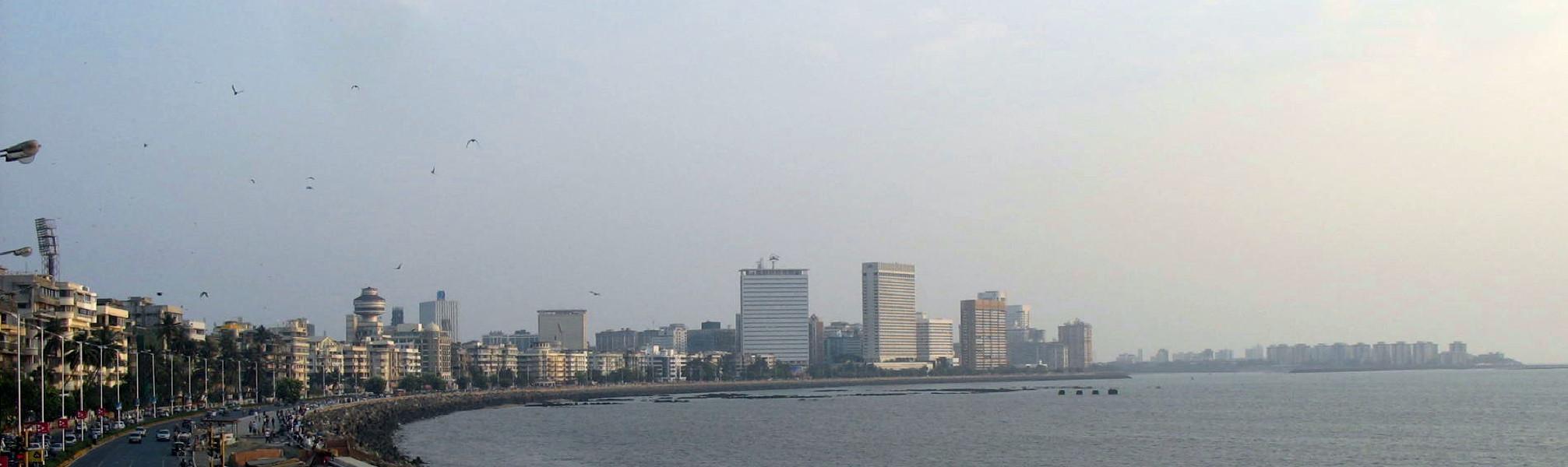 essay on our city mumbai