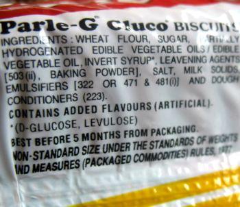Glucose ingredients