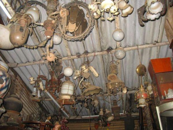 antiques roof
