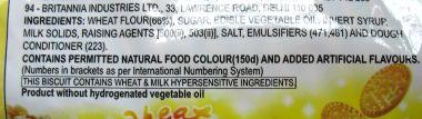 Marie ingredients