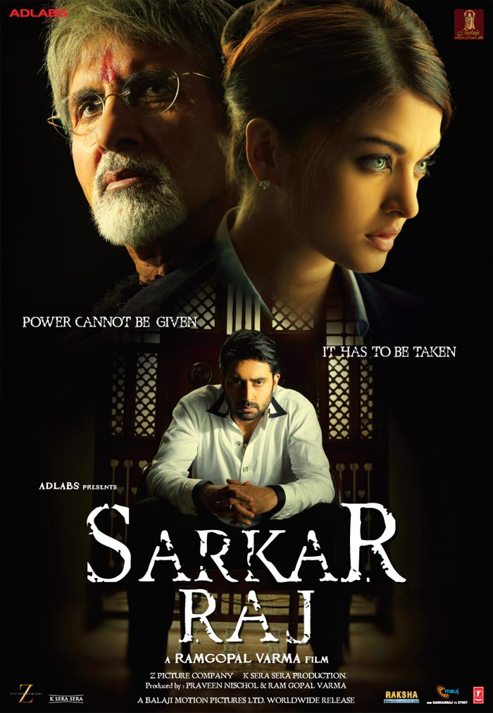 Sarkar Raj � movie review | A wide angle view of India