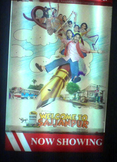 Welcome To Sajjanpur Movie Review A Wide Angle View Of India